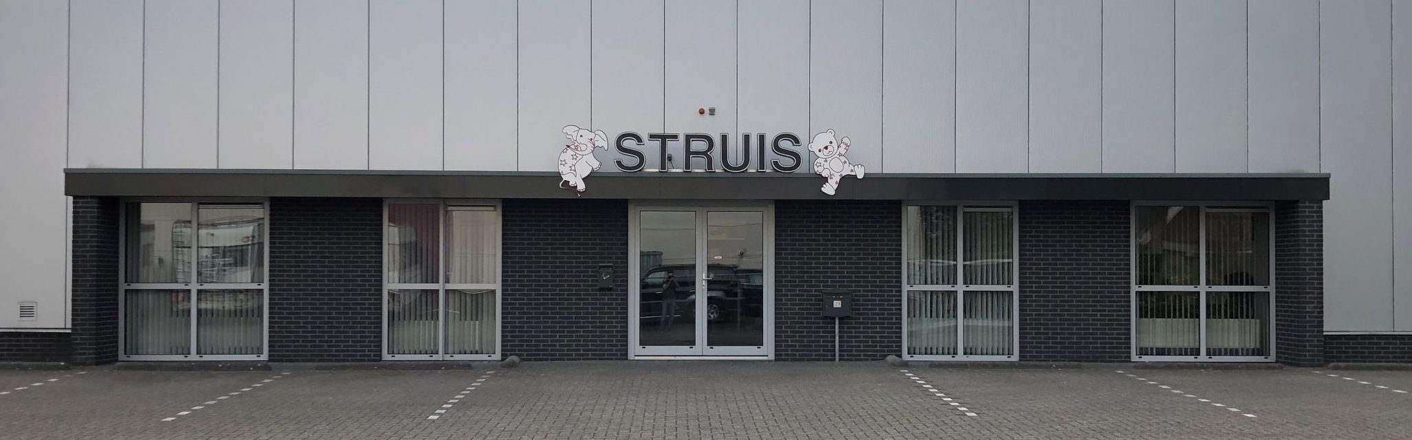 Grote showroom in Almelo